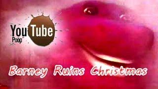 YTP: Barney Ruins Christmas
