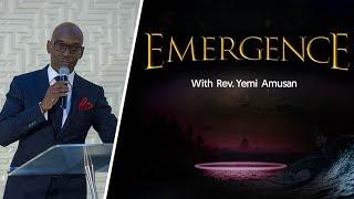 This Is An Emergency - Rev. Yemi Amusan