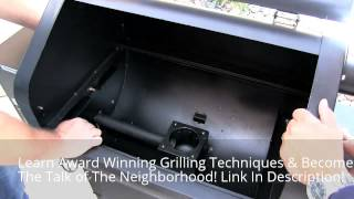 How To Set Up The Green Mountain Daniel Boone Pellet Grill | Green Mountain Daniel Boone Grill