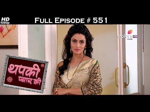 Thapki Pyar Ki - 16th January 2017 - थपकी प्यार की - Full Episode HD