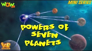 Power Of Seven Planets - Vir Mini Series - Vir The Robot Boy - Live in India