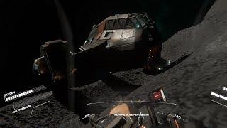 Hellion - Landing on Asteroid and Mining Ice