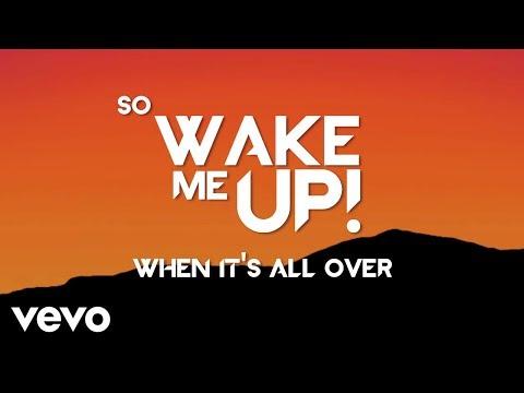 Avicii Wake Me Up Lyric Video