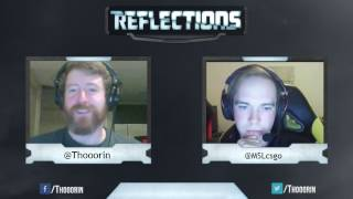 'Reflections' with MSL