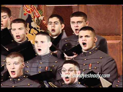 """""""Jerusalem"""" performed by the Cadet Glee Club of West Point"""
