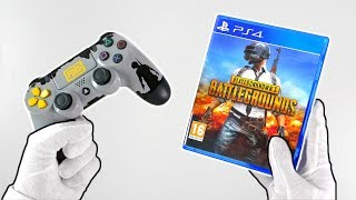 PUBG on PS4... Unboxing PlayerUnknown