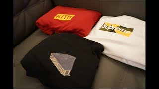 Supreme,Palace and Kith 哪一个品牌是性价比最高的品牌?三个品牌经典单品大分析(Which one is the Best Hypebeast brand?)