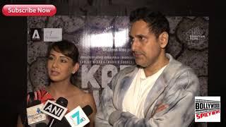 Preeti Jhangiani At The Screening Of Film Kadavi Hawa