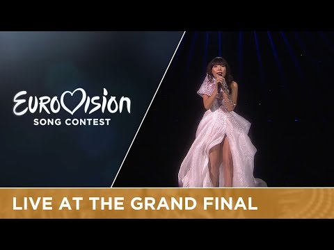 LIVE - Dami Im - Sound Of Silence (Australia) at the Grand Final