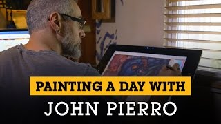 A Painting A Day with John Pierro