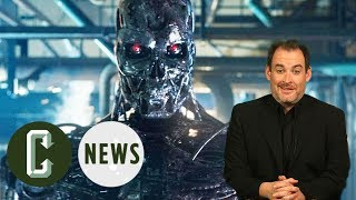 Terminator: New Trilogy May Be in the Works by James Cameron   Collider News