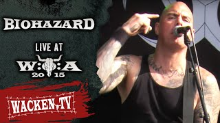 Biohazard - Full Show - Live at Wacken Open Air 2015