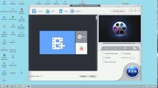 วิธีใช้โปรแกรม  winx hd video converter