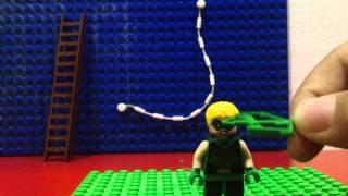 Lego Knockoff Green arrow