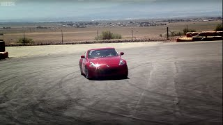 Blind Drift Challenge - Top Gear USA - Series 1