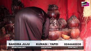 The Great Bahoma Juju Shows off his Cars and houses Gifted by Appreciative People