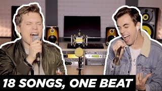 18 Songs, One Beat (Sing Off) - Roomie vs. Rolluphills