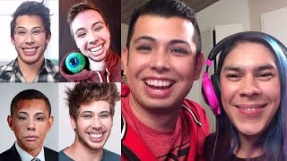 FACE SWAPPING YOUTUBERS PT. 1
