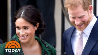 Prince Harry Arrives In Canada To Rejoin Meghan Markle And Baby Archie | TODAY