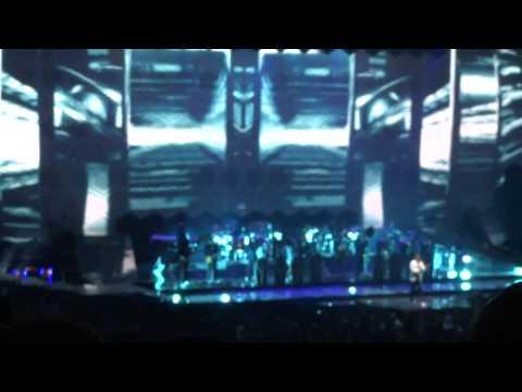 Justin Timberlake - FutureSex/LoveSound (Live) O2 Arena London - 2nd April 2014