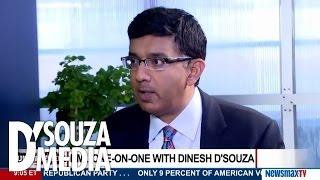 Newsmax: D'Souza Got Obama Right