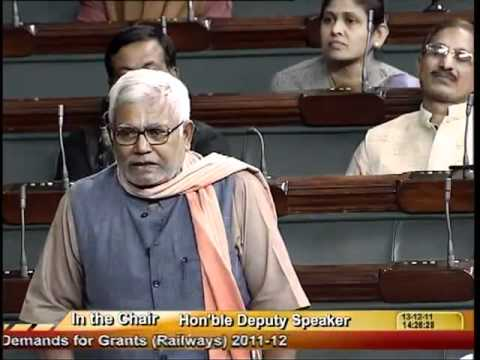Supplementary Demands for Grants (Railways) 2011-12: Sh. Hukmdev Narayan Yadav: 13.12.2011