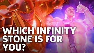 Marvel Vs. Capcom: Infinite - Which Infinity Stone Is Right For You?