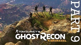 Ghost Recon Wildlands Gameplay Walkthrough Part 9 The Engineer The Agent Bad Publicity