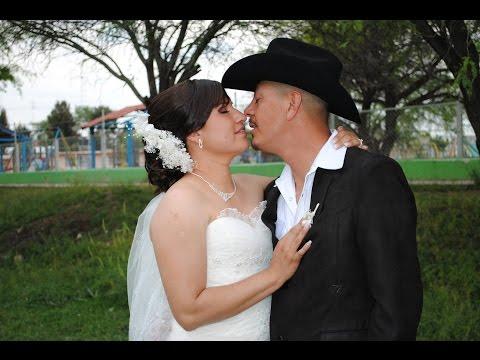 Baile de Boda en Cañitas Zac 11 de abril 2015 Eslabones de Guadalupe