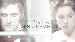 John & Margaret || a spark in our eyes (north & south)