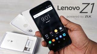 Lenovo ZUK Z1 - Unboxing & Hands On