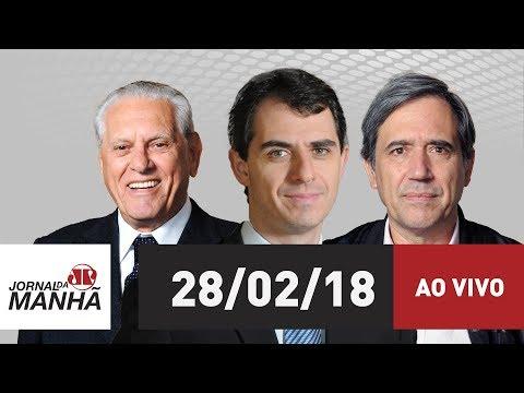 Jornal da Manhã - 28/02/18