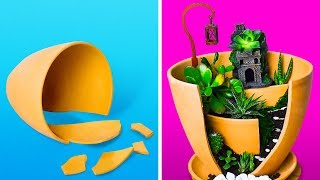 15 GORGEOUS LIFE HACKS FOR PLANTS