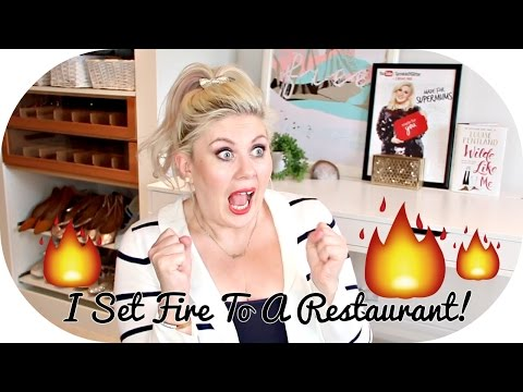 Xxx Mp4 Ooops I Set FIRE To A Restaurant LPStoryTime 3gp Sex