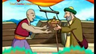 International Animation: The Old Man And The Pirate/ Arabic cartoons