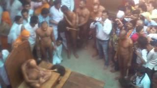 Aacharya shri vidyasagar ji maha milan mahasagar ji kundalpur