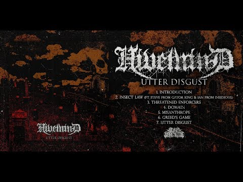 HIVEMIND - UTTER DISGUST [OFFICIAL EP STREAM] (2017) SW EXCLUSIVE