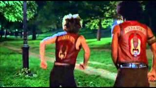 """The Warriors"" Baseball Furies Fighting Scene"
