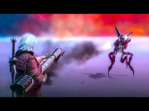 Xxx Mp4 DEVIL MAY CRY 5 NEW Gameplay Dante Weapons Boss Fight NYCC 2018 3gp Sex