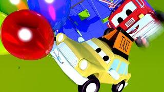 Tao Das Tuktuk Ist In Einen Kuchen Gefahren Autopolis Lastwagen