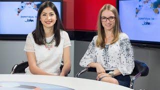 Diana Niţă şi Iulia Şerban în Generaţia lui John