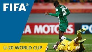Hungary v. Nigeria - Match Highlights FIFA U-20 World Cup New Zealand 2015