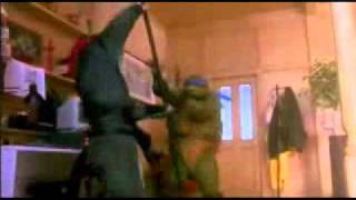 the FULL version of The TMNT 1990 Apartment fight