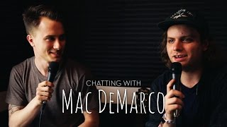 Chatting with Mac DeMarco