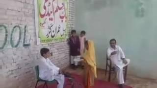 Funny drama by school    games   little kids ......