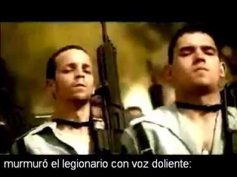 La Legion Spain Novio de la Muerte Subtitulada