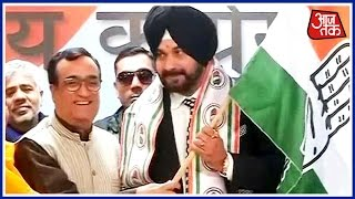 100 Shehar 100 Khabar: Punjab Vidhansabha Elections Navjot Singh Siddhu Joining Congress