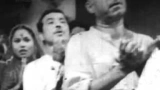 O JAG KE RAKHWAALE-MANNA DEY -KISHORE CHORUS -SHAILENDRA-(DOOR GAGAN KI CHHAON MEIN (1964)