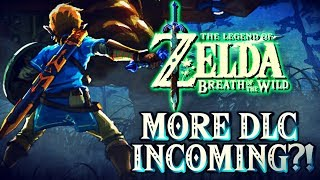 Breath of the Wild - MORE DLC PACKS INCOMING?!