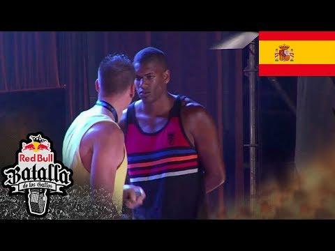 BABI vs INVERT - Cuartos: Final Nacional España 2013 - Red Bull Batalla de los Gallos